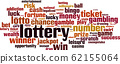 Lottery word cloud 62155064