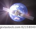Spacecraft return 62158040