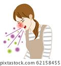家庭主妇咳嗽病毒传播 62158455