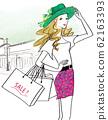 ผู้หญิงไปขายห้างสรรพสินค้า 62163393