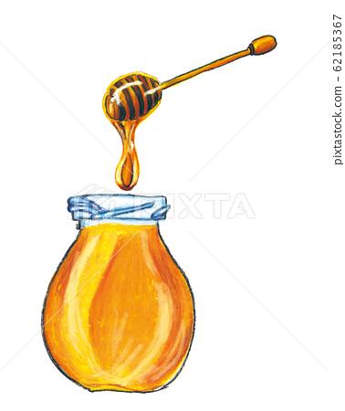 蜂蜜 62185367