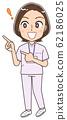 護士護士白大褂插圖漫畫動漫高級 62186025