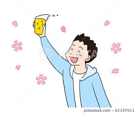 Cherry-blossom beer 2 62197011