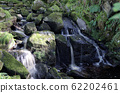 small forrest river and waterfall landscape 62202461