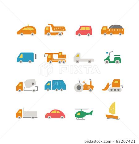 車 交通工具 汽車 62207421