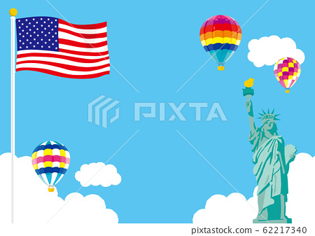 美國插圖美國股票 62217340