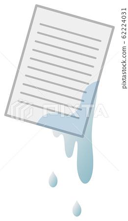 Wet documents 62224031
