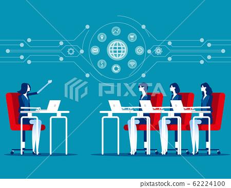 Economy University or College classroom. Professor 62224100