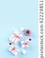 Valentine's Day gift wrapping card Valentine's day gift バ レ ン タ イ ン ギ フ ト 62229851