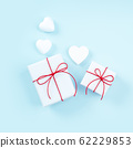 Valentine's Day gift wrapping card Valentine's day gift バ レ ン タ イ ン ギ フ ト 62229853