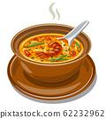 Tom Yum Soup 62232962