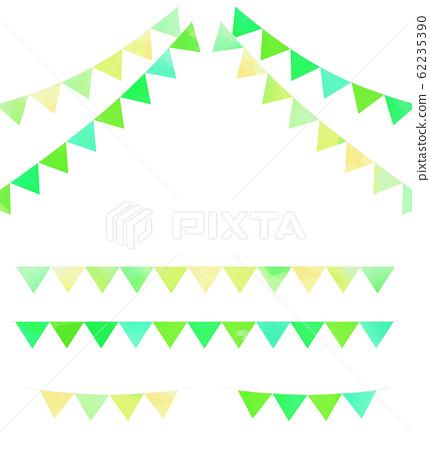 醋栗綠/黃綠/黃/藍綠 62235390