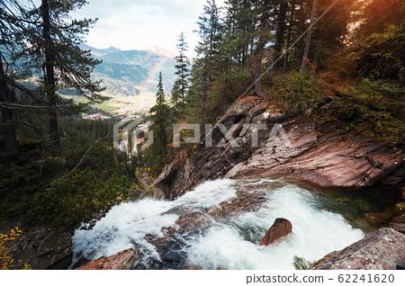 beautiful mountain landscape 62241620