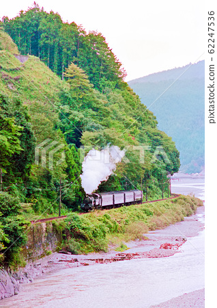 Steam locomotive of Oigawa Railway 62247536