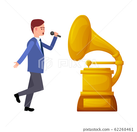 Gramophone Gold Trophy Best Singing Performance 62268461