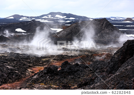 Lavas field in Leirhnjukur 62282848