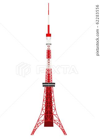 東京鐵塔日本廣播塔圖標 62283556