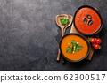 Tomato and pumpkin soup 62300517