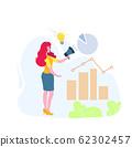 Benchmarking concept.Idea of business development 62302457