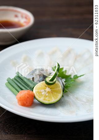 Blowfish thin structure 62311033