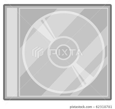 光盤盒 62318781