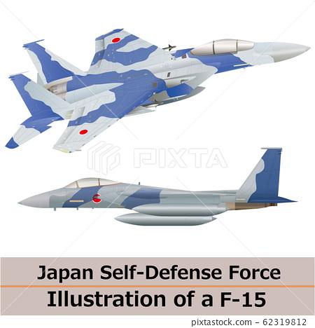 JASDF F-15鷹2 62319812