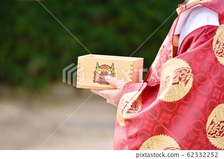 Setsubun節Setsubun圖像豆Maki圖像材料邪惡驅魔 62332252