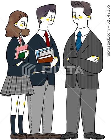 學生和老師 62342105
