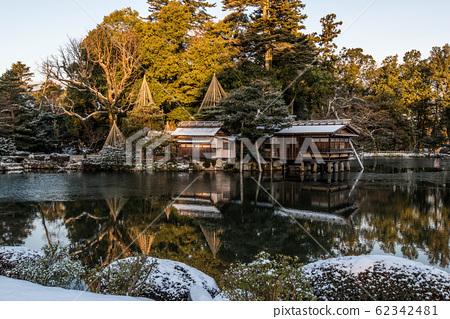 Snow Kenrokuen 62342481