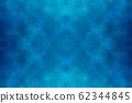 Blue abstract glass texture background, design 62344845