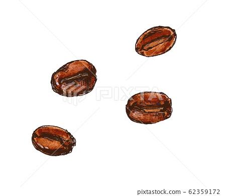 Coffee beans 62359172