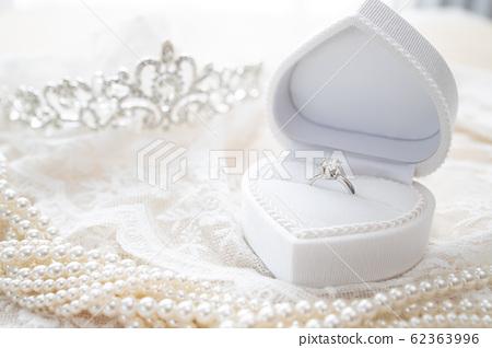 婚禮訂婚戒指 62363996