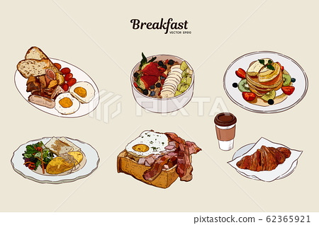 Breakfast brunch healthy start day options food 62365921