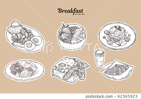 Breakfast brunch healthy start day options food 62365923