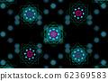 Abstract geometric pattern. Mandala. 62369583