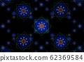 Abstract geometric pattern. Mandala. 62369584