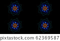 Abstract geometric pattern. Mandala. 62369587