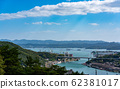 View of Onomichi Channel from Hiroshima and Senkoji 62381017