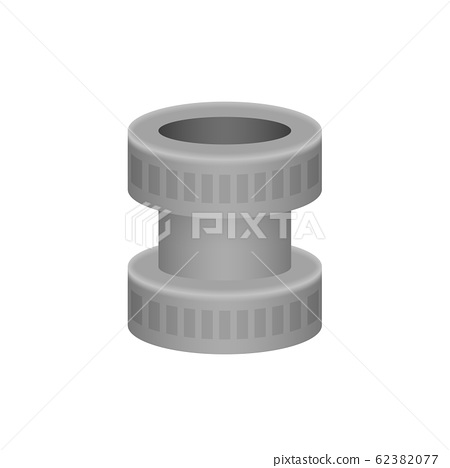 pipe connector icon 62382077