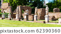 House of Vestal Virgins at Roman Forum, Rome, Italy 62390360