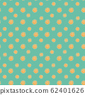 trendy 2020 fabric vintage colors seamless pattern, daisy vector background 62401626