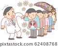 เพิ่มจำนวนผู้ป่วยด้วยโรคปอดอักเสบชนิดใหม่ 62408768