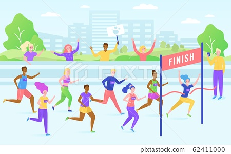 running competition