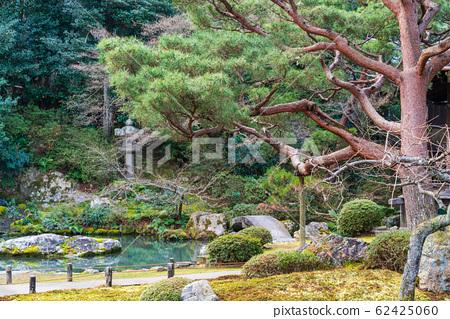 교토 青蓮院 2 월의 정원과 이끼 62425060