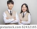 학생 학교 교복 62432165