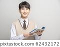 학생 학교 교복 62432172
