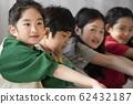 아동 우정 놀이 62432187
