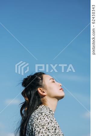 戶外女子肖像 62438343