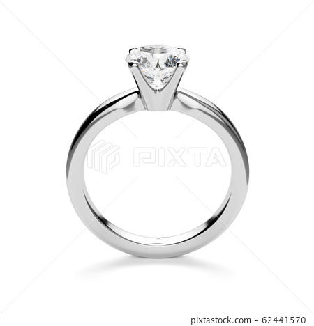 Ring with diamond 62441570
