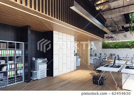 modern office interior, 62454630